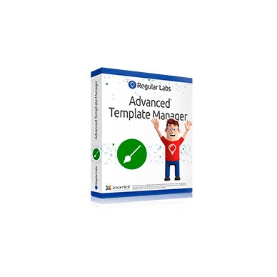 Advanced Template Manager for Joomla