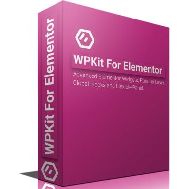 WPKit For Elementor