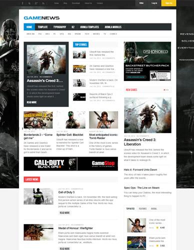 GK Game News