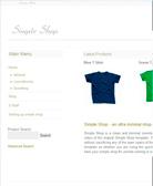 JB Simple Shop