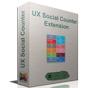 ux-social-counter-extension