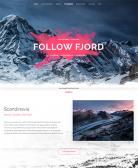 yoo-fjord-website