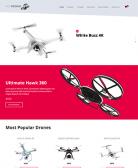hot-drones